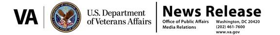 VA press release