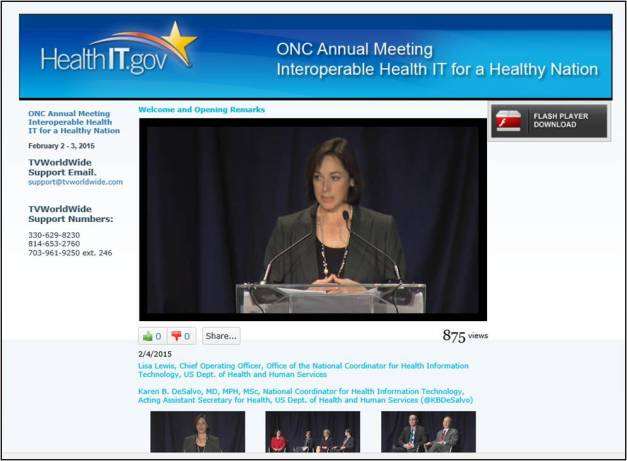 ONC Annual Meeting 15