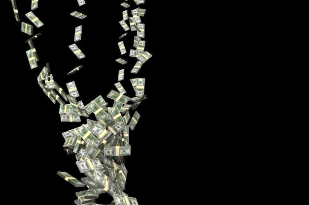 moneyfall